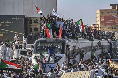 الراندوك الشعبي.. لغة الهامش السوداني الثائر ضد السلطة