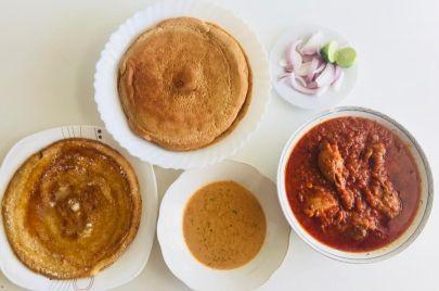 وجبة رمضانية لا تحوجك للخروج من البيت..