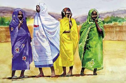 نساء الريف..