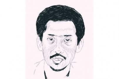 سيرة غيرية للشاعر أبو ذر الغِفاري